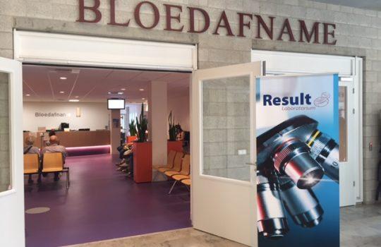 bloedafnamelaboratorium Result Laboratorium locatie Dordwijk