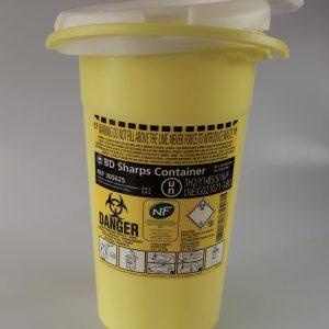 naaldencontainer 3 liter