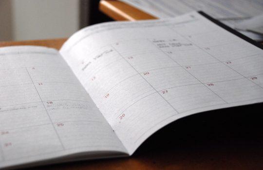 agenda, afspraak maken